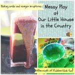 10. 5 Fanatastic Messy Play Ideas