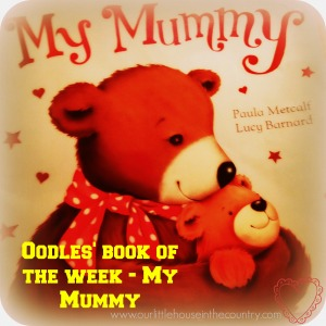 My mummy cover