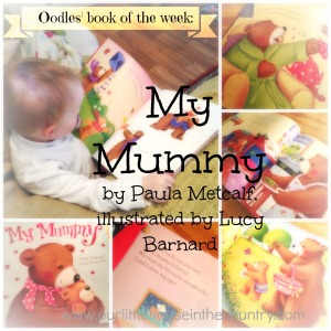 O's Book of the Week - My Mummy by Paula Metcalf & Lucy Barnard