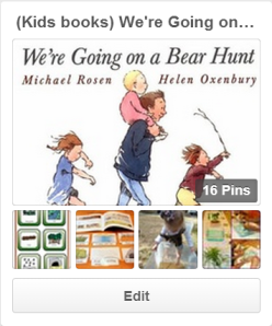 pinterest bear hunt