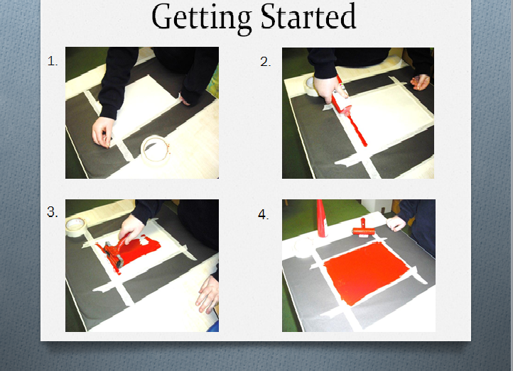 Print Making A Simple Step By Step Introductory Guide