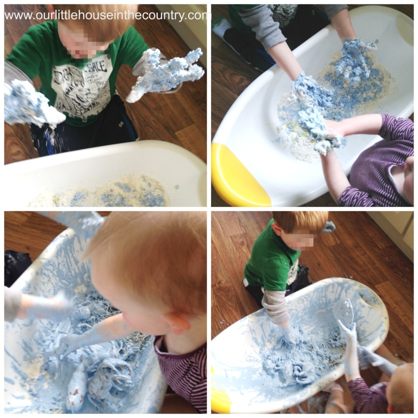 Messy play 2