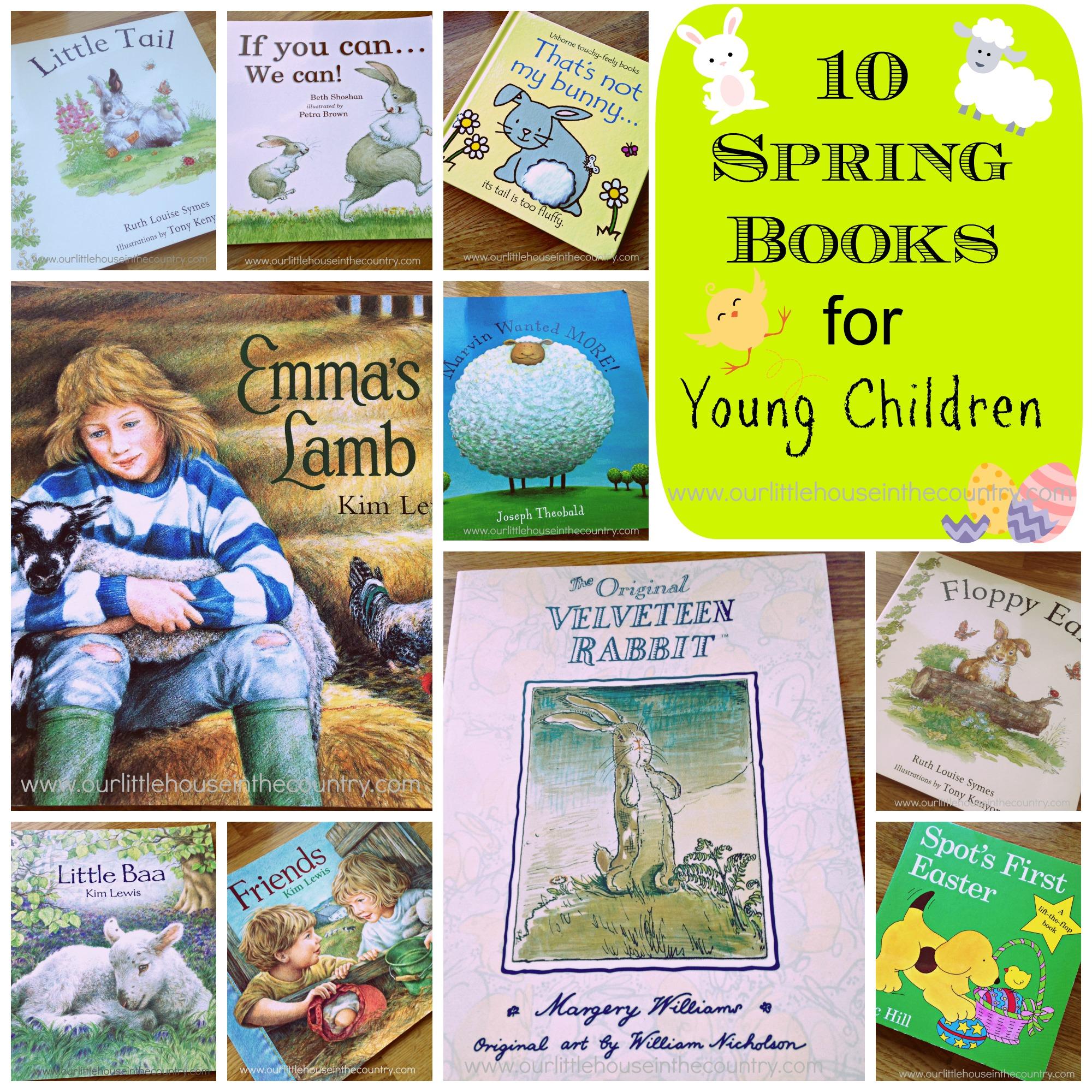 Beauty of Books Theme Beautiful Children's Books