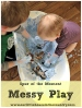 Spur of the moment messy play