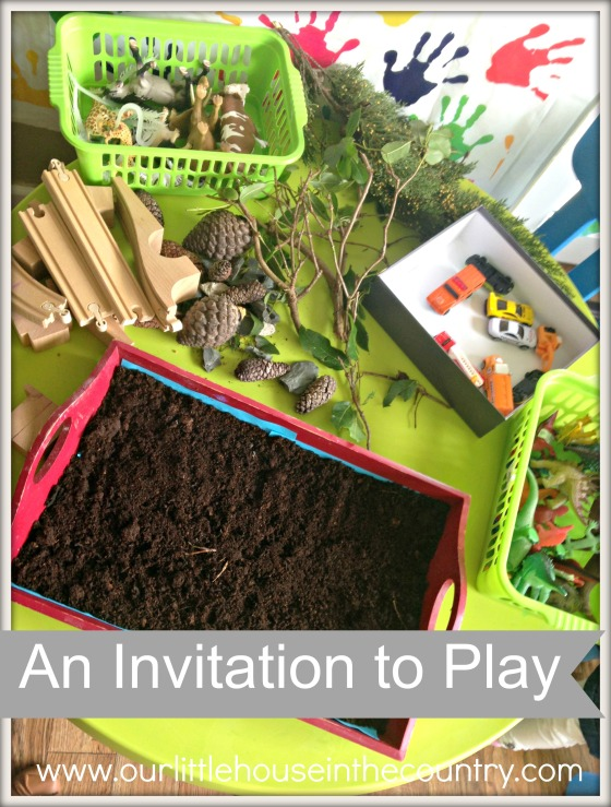 An Invitation to Play