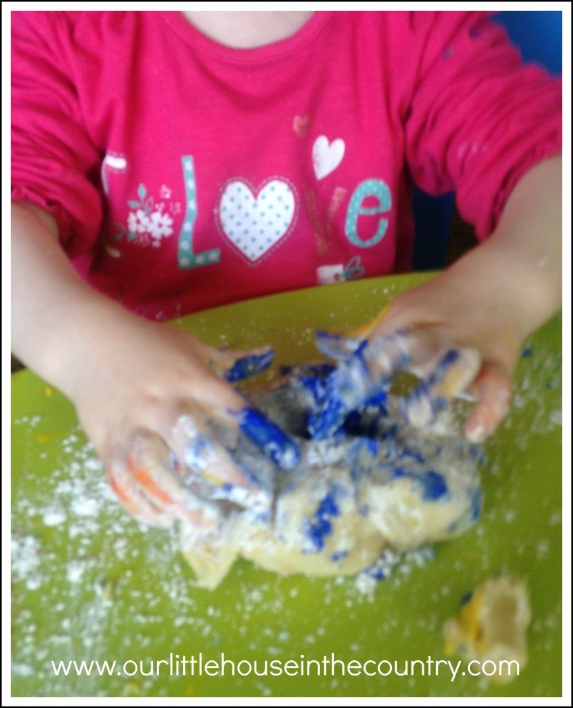 messy messy fun