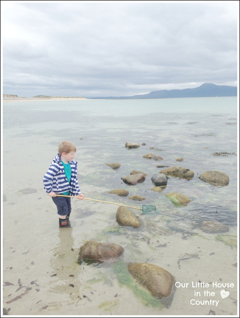 A short trip with young children to Mulranny and Achiil, Co. Mayo Ireland - Our Little House in the Country #kids #travel #travellingwithkids #Ireland