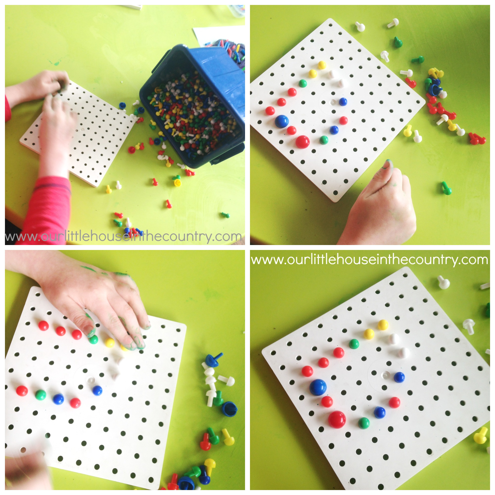 Fine motor skills handwriting activities