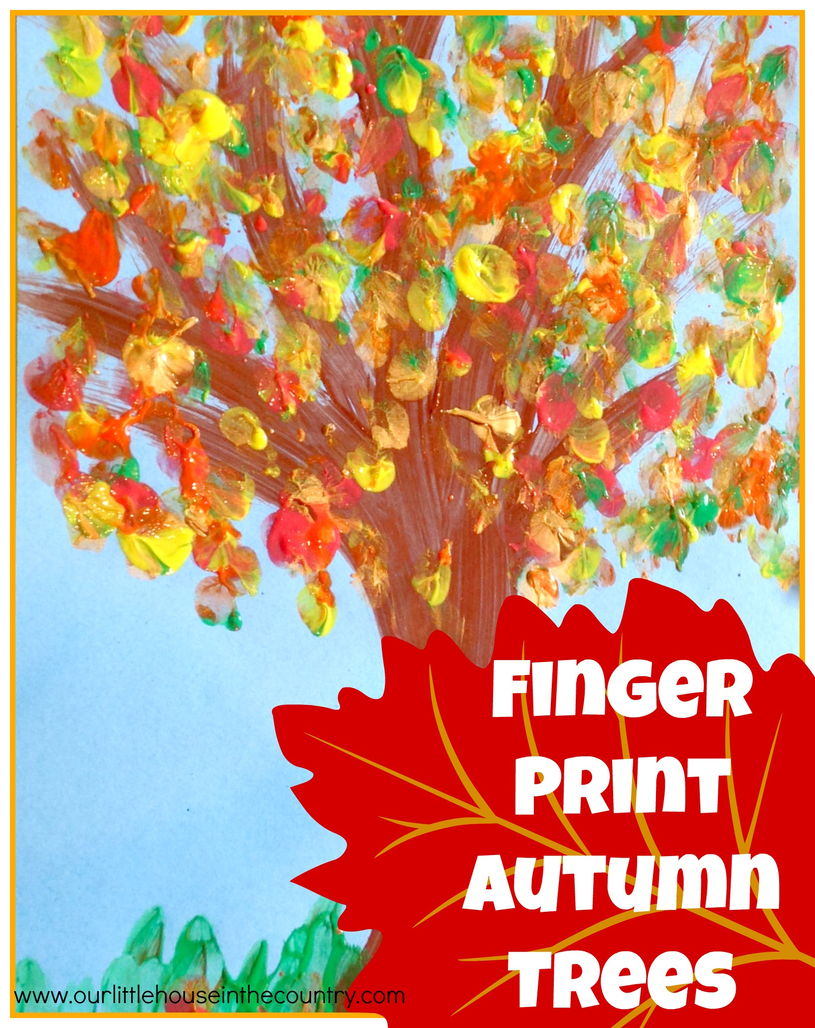 Autumn Craft Activities