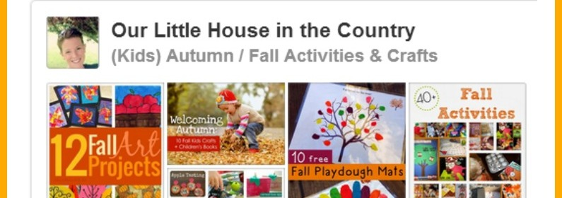 10 Fantastic Fall Activities for Kids - Autumn Arts, Crafts and Lots More - Our Little House in the Country