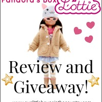 Lottie Doll Review (and Giveaway!)