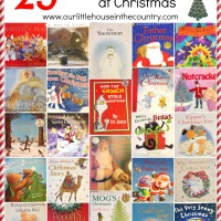 25 Books to Read Together at Christmas