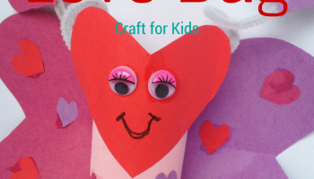 Valentines Day Crafts for Younger Children Preschool and Early