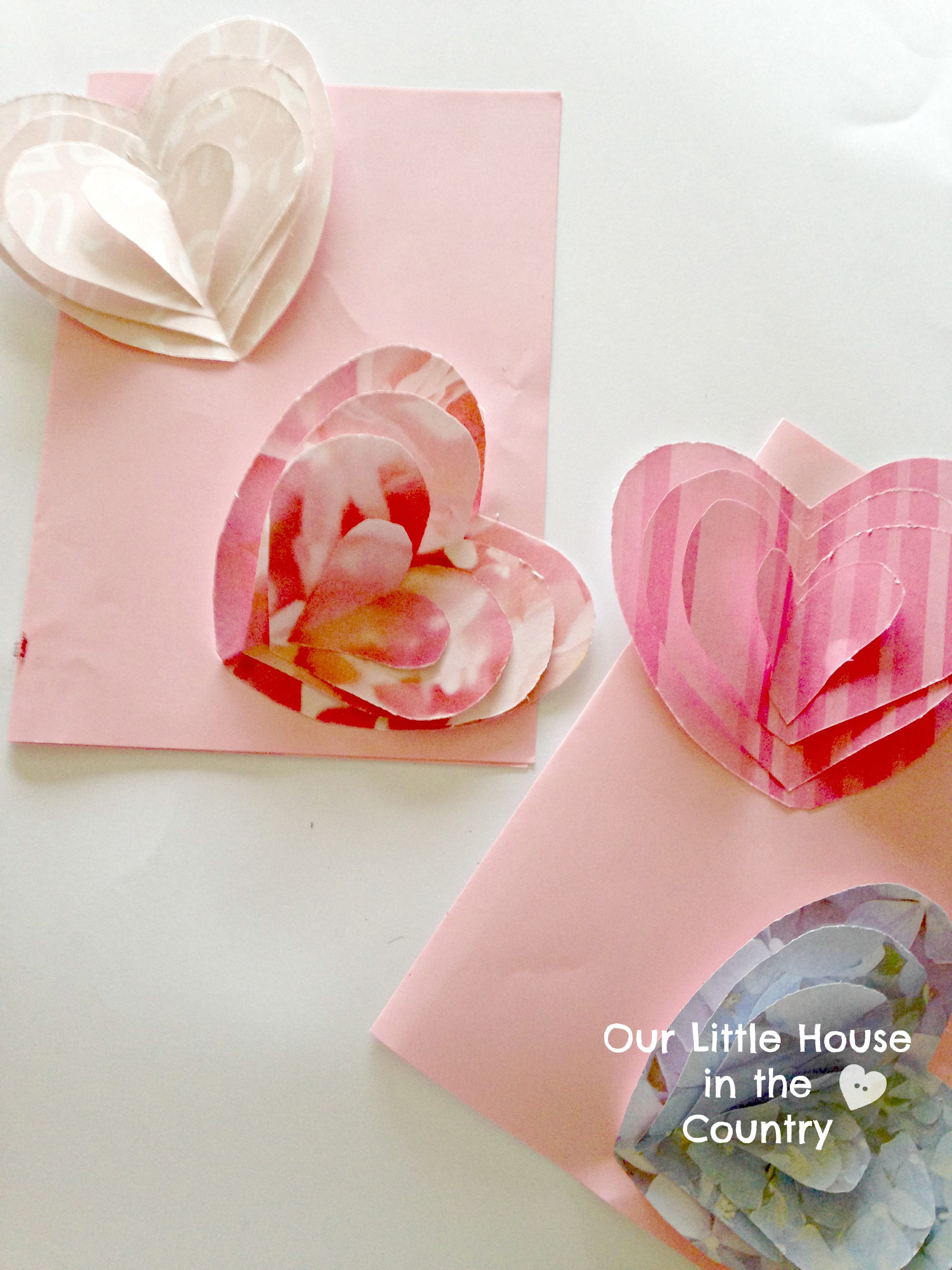 Valentine S Day Crafts For Younger Children Preschool And Early