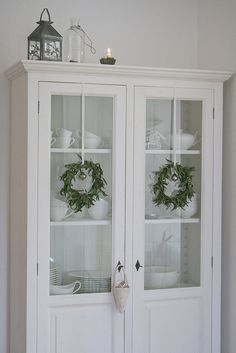 Christmas Decorating Ideas for the Kitchen - Our Little House in the Country 16