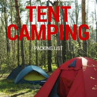Our Ultimate Tent Camping List