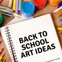 Back to School -10 Great Art & Craft ideas for the classroom